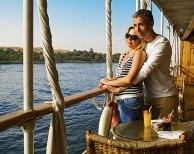 Christmas, New Year, Nile Cruise West Bank in Luxor