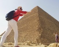 Pyramids & Nile Felucca Adventure Welcome to Cairo & the start of your tour