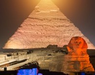 Sound & Light show - Pyramids Area