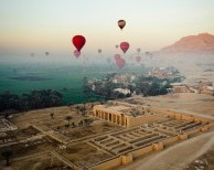 Pyramids & Nile Felucca Adventure West Bank - Optional Hot Air Balloon