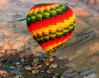 Cairo, Oberoi Philae Nile Cruise & Red Sea Optional Hot Air balloon ride in Luxor