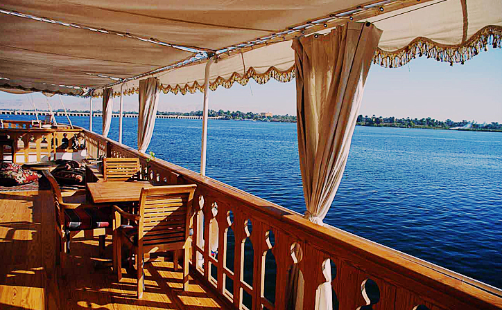 Pyramids, Nile Cruise,Short Trip